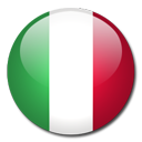 flag button italia
