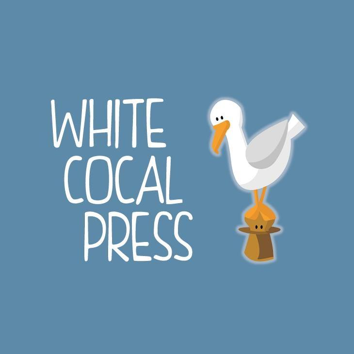 white cocal press